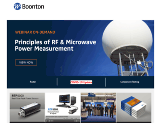 boonton.com screenshot