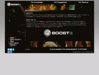 boost-3.com screenshot