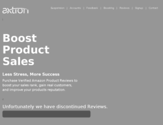 boostproduct.com screenshot