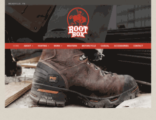 bootbox.com screenshot