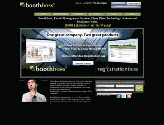 boothboss.com screenshot