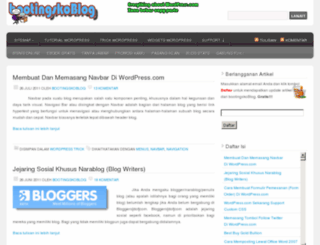 bootingskoblog.wordpress.com screenshot