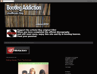 bootleg-addiction-forever.blogspot.com.es screenshot