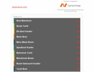 bootname.com screenshot