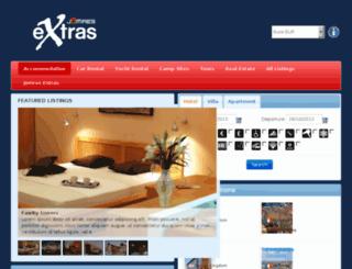bootstrap-mira.jomres-extras.com screenshot