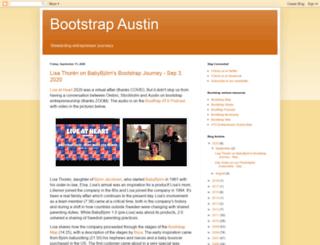 bootstrapaustin.org screenshot