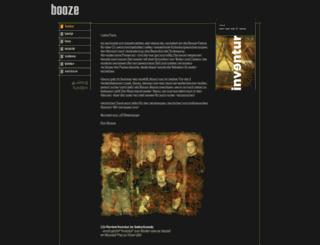 booze.ch screenshot