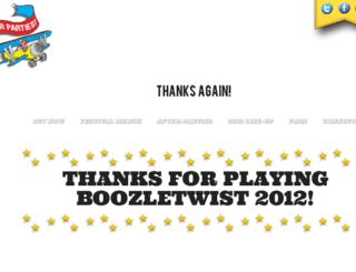 boozletwist.thebamboozle.com screenshot