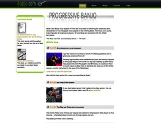 bopjo.com screenshot