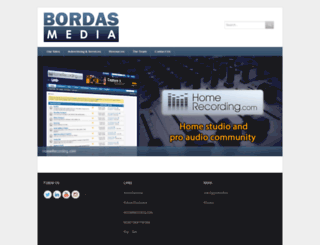 bordasmedia.com screenshot