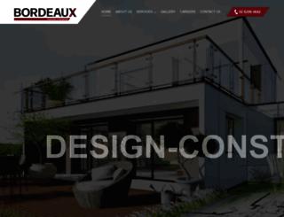 bordeauxbcm.com.au screenshot