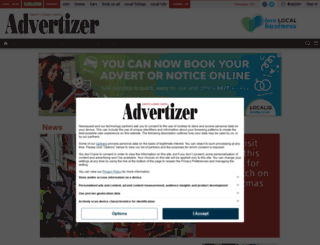 bordercountiesadvertizer.co.uk screenshot