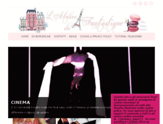 borderline83.blogspot.it screenshot