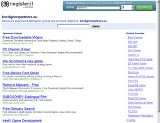 bordignonpartners.eu screenshot