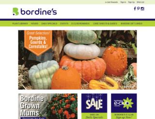 bordines.com screenshot