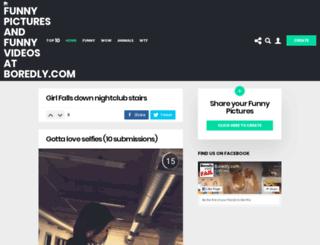 boredly.com screenshot