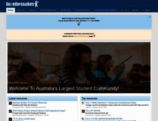 boredofstudies.org screenshot