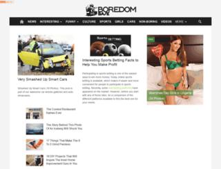 boredombase.com screenshot
