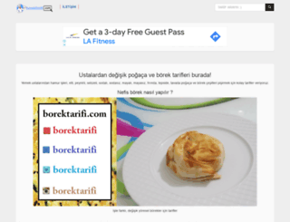 borektarifi.com screenshot