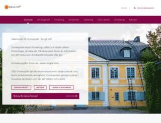 borgastift.fi screenshot