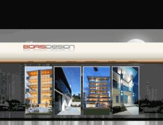 borisdesign.com.au screenshot