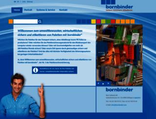 bornbinder.ch screenshot