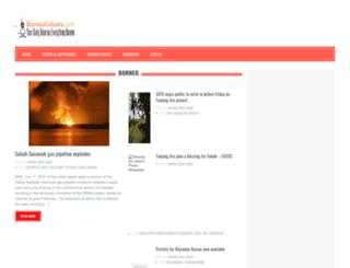 borneocolours.com screenshot