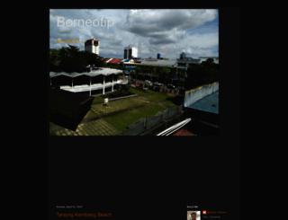 borneotip.blogspot.com screenshot