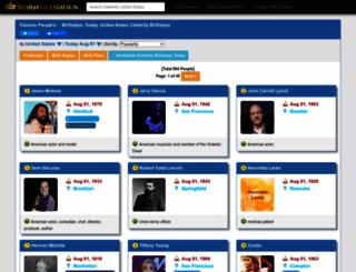 bornglorious.com screenshot