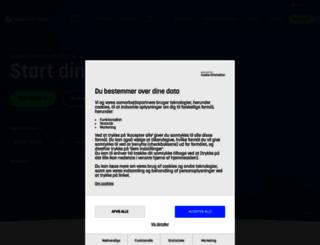 bornholmstrafikken.dk screenshot