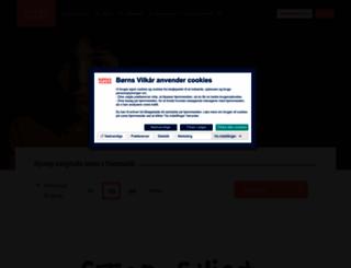 bornsvilkar.dk screenshot
