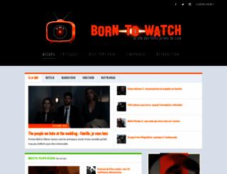 borntowatch.fr screenshot