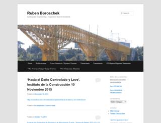 boroschek.com screenshot