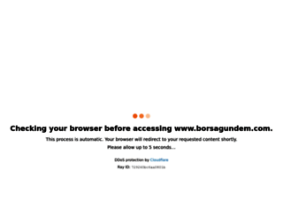 borsagundem.com screenshot