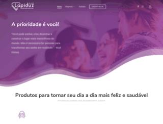 bortolettocosmeticos.com.br screenshot