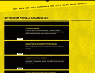 borusseum.de screenshot