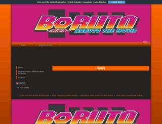 borutonarutothemovie.nation2.com screenshot