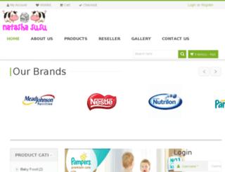 bos-susu.com screenshot