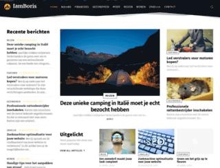 bosaris.com screenshot