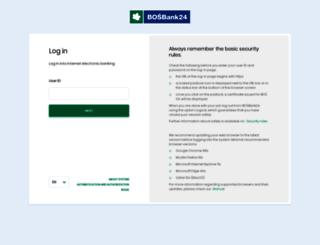 bosbank24.pl screenshot