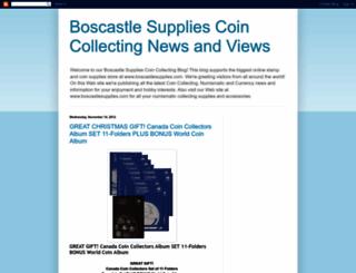boscastle-coincollecting.blogspot.com screenshot