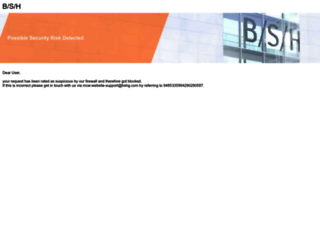 bosch-home.es screenshot
