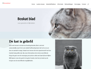 boskatblad.nl screenshot