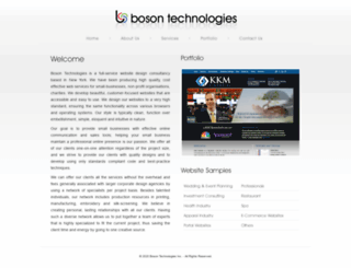 boson-tech.com screenshot