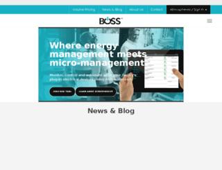 boss-controls.com screenshot