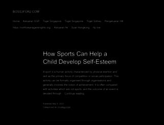 boss3for2.com screenshot