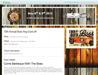 bosshogcookoff.chirrpy.com screenshot
