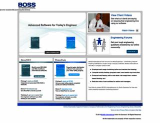 bossintl.com screenshot