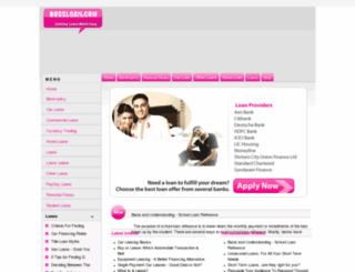 bossloan.com screenshot
