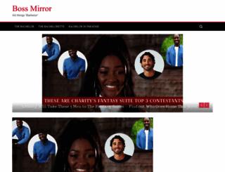 bossmirror.com screenshot
